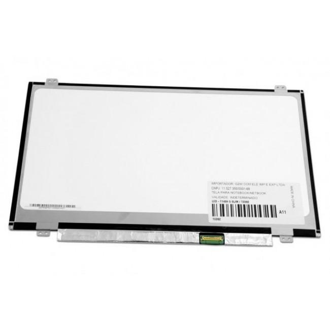 Tela 14.0 LCD LED Slim 30 pinos brilho