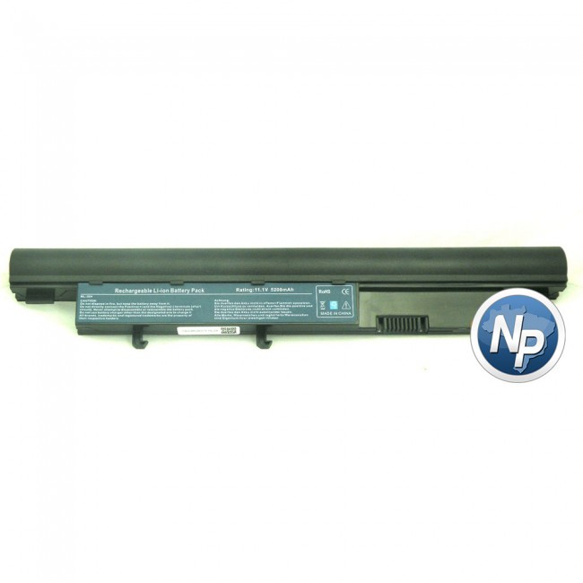 Bateria Acer 3810, 4810, 5810 11.1v / 5200mAh AS09D56