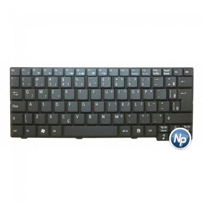 Teclado Notebook Acer One A150 D250 preto português