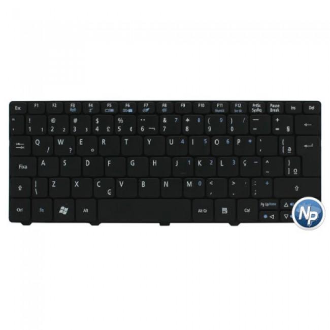 Teclado Notebook Acer Aspire One D255, D260, 532H (Português)