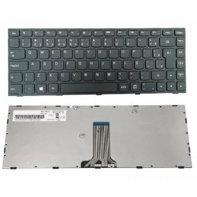 Teclado Lenovo G400 G405 G410 BR (Mp-10a26pa-6866w)