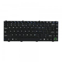 Teclado Notebook Semp Toshiba IS 1522 preto Português