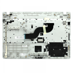 Teclado Notebook com carcaça e Touchpad Samsung RV410